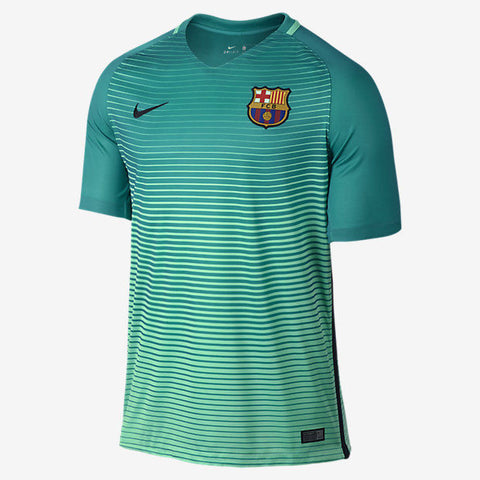 NIKE FC BARCELONA THIRD JERSEY 2016/17.
