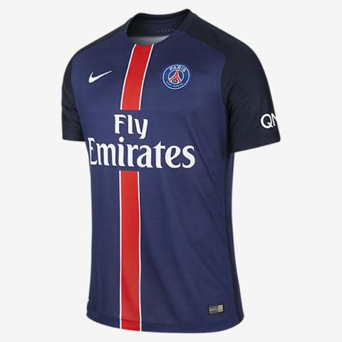 Nike PSG Authentic Match Home Jersey 2015/16