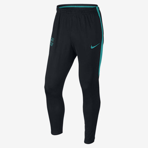 NIKE FC BARCELONA TRAINING PANTS 2016/17 Black/Energy