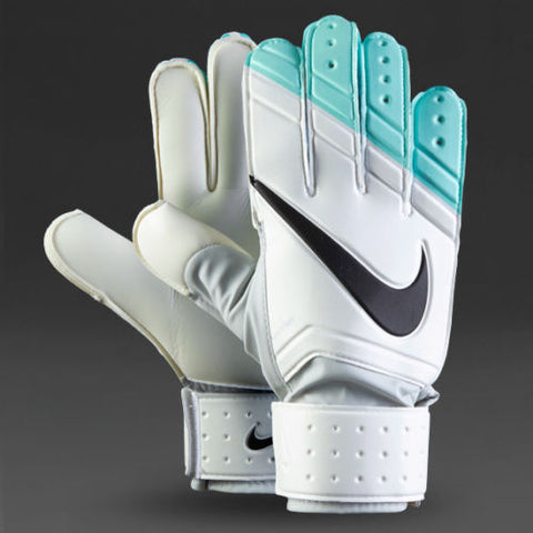 NIKE GK GOALKEEPER CLASSIC GLOVES White/Turquoise.