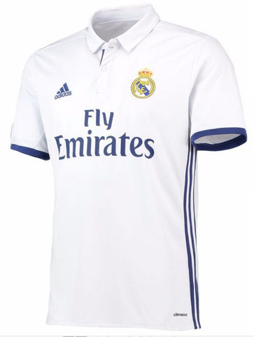 ADIDAS REAL MADRID HOME JERSEY 2016/17
