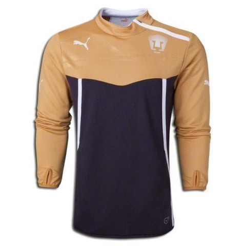 PUMA PUMAS UNAM 1/2 ZIP TRAINING TOP