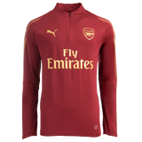 PUMA ARSENAL FC 1/4 ZIP TRAINING TOP 1