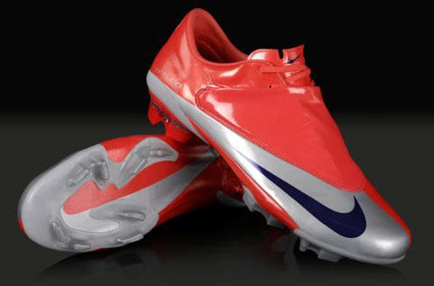 NIKE CR7 MERCURIAL VAPOR V FG FIRM GROUND SOCCER SHOES