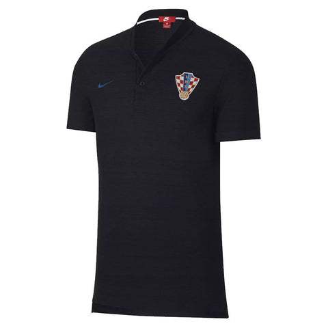 NIKE CROATIA AUTHENTIC GRAND SLAM POLO SHIRT FIFA WORLD CUP 2018.