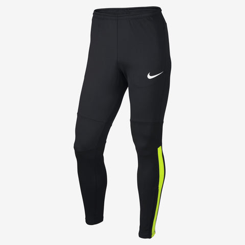 NIKE SQUAD STRIKE TECH TRAINING PANTS Black/Volt