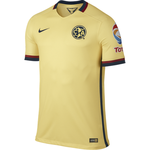 872407ba2 NIKE CLUB AMERICA AUTHENTIC MATCH HOME JERSEY 2015 16.