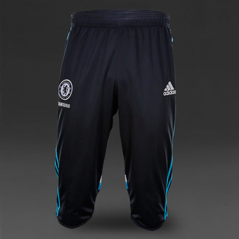 ADIDAS CHELSEA FC 3/4 TRAINING PANTS.