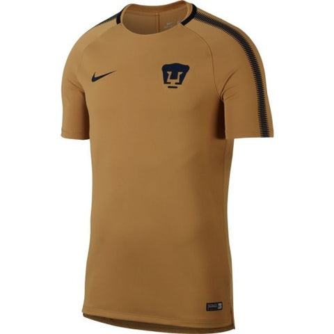 NIKE PUMAS UNAM BREATHE SQUAD TRAINING TOP