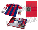 ADIDAS BAYERN MUNICH AUTHENTIC JERSEY ADIZERO HOME KIT 2014/15