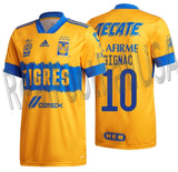ADIDAS ANDRE-PIERRE GIGNAC TIGRES UANL HOME JERSEY 2020/21 1