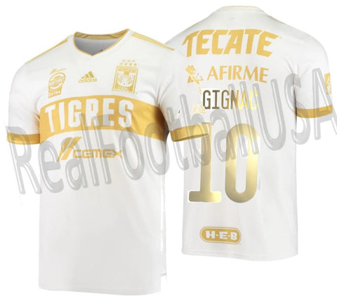 ADIDAS ANDRE-PIERRE GIGNAC TIGRES UANL THIRD JERSEY 2021 1