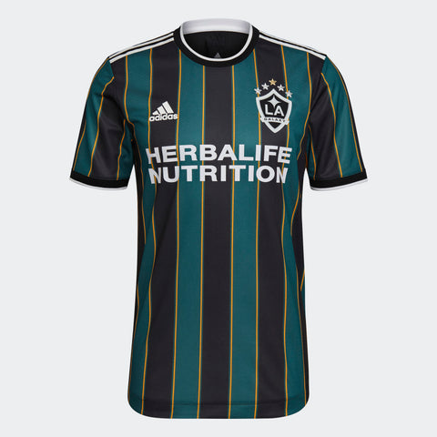 ADIDAS LA GALAXY AUTHENTIC MATCH AWAY JERSEY 2021 2022 1