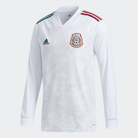 ADIDAS MEXICO LONG SLEEVE AWAY JERSEY 2020/21 1