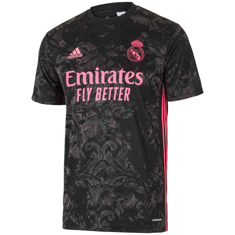 ADIDAS REAL MADRID THIRD JERSEY 2020/21 1