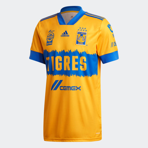 ADIDAS TIGRES UANL HOME JERSEY 2020/21 1