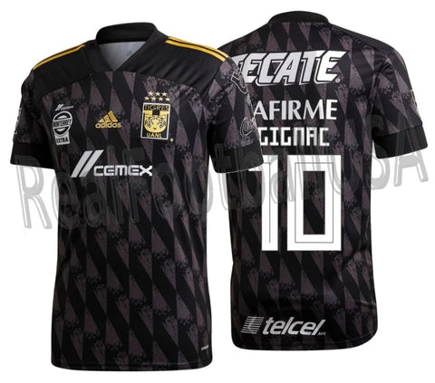 ADIDAS ANDRE-PIERRE GIGNAC TIGRES UANL THIRD JERSEY 2020 1