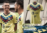 NIKE CLUB AMERICA VAPOR MATCH HOME JERSEY 2019/20 5