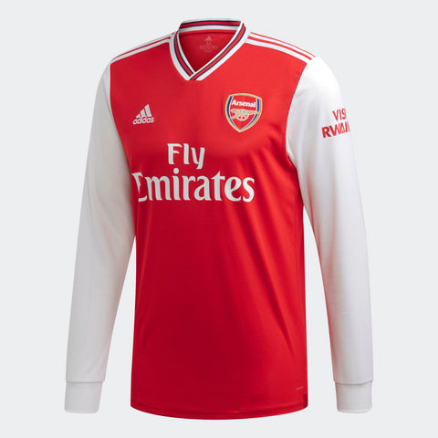 ADIDAS ARSENAL LONG SLEEVE HOME JERSEY 2019/20.