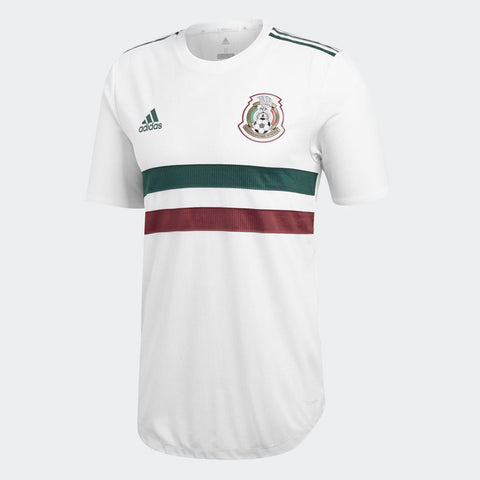1d5a7a151db ... Adidas Lozano Mexico Authentic Away Jersey 2018 Patches BQ4682 1 ...