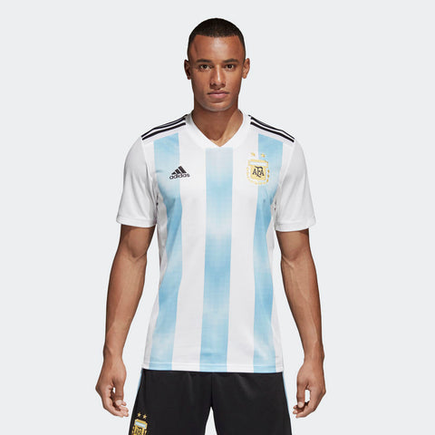 92caeb61b27 ADIDAS LIONEL MESSI ARGENTINA HOME JERSEY FIFA WORLD CUP 2018 ...