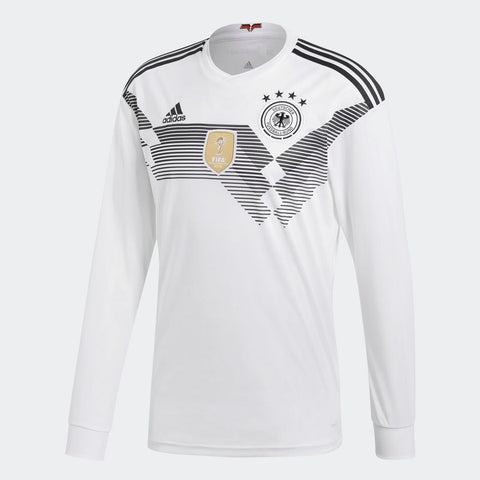 e3e90cdc5 ADIDAS GERMANY LONG SLEEVE HOME JERSEY FIFA WORLD CUP 2018 ...