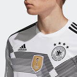 ADIDAS THOMAS MULLER GERMANY LONG SLEEVE HOME JERSEY FIFA WORLD CUP 2018.