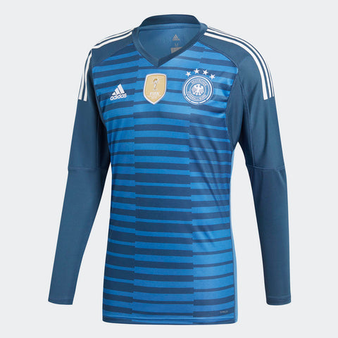 Adidas Germany Goalkeeper Jersey 2018 BR7831