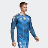 ADIDAS GERMANY HOME GOALKEEPER JERSEY FIFA WORLD CUP 2018 2