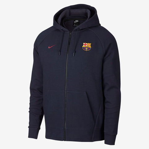 Nike Barcelona Full Zip Optic Hoodie 2018/19 892452-451
