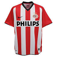 NIKE PSV EINDHOVEN HOME JERSEY 2009/10 X-LARGE.