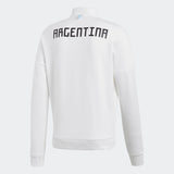 ADIDAS ARGENTINA Z.N.E. ZNE KNIT JACKET FIFA WORLD CUP 2018 White/Black