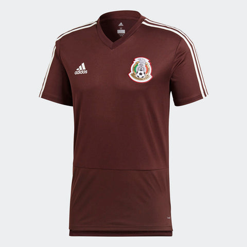 ADIDAS MEXICO TRAINING JERSEY FIFA WORLD CUP 2018.