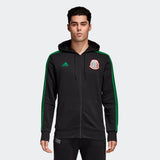 ADIDAS MEXICO 3-STRIPES FULL ZIP HOODIE FIFA WORLD CUP 2018.