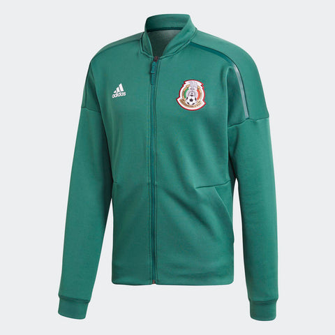 df86938bba0 ADIDAS MEXICO Z.N.E. ZNE KNIT JACKET FIFA WORLD CUP 2018 Green/White ...