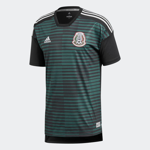 Adidas Mexico Pre Match Top 2018 CF0553