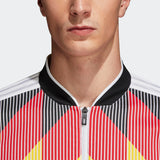 ADIDAS GERMANY TRACK JACKET FIFA WORLD CUP 2018 White/Black.