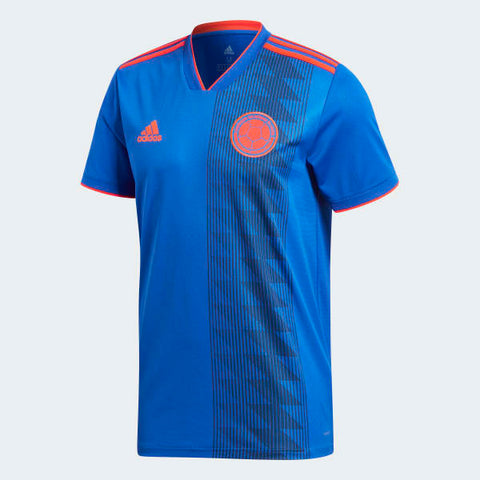 ADIDAS COLOMBIA AWAY JERSEY FIFA WORLD CUP 2018.