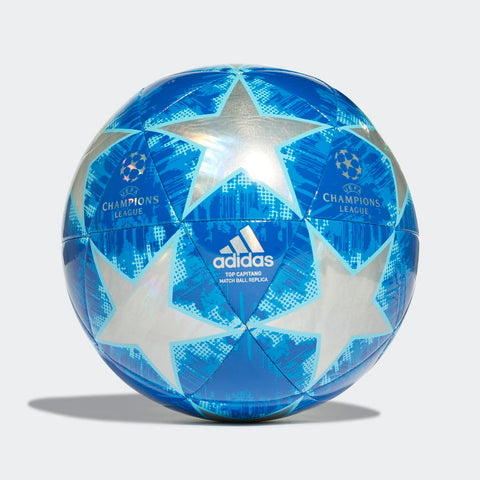 ADIDAS FINALE 18 TOP CAPITANO UEFA CHAMPIONS LEAGUE MATCH BALL REPLICA SIZE 5.