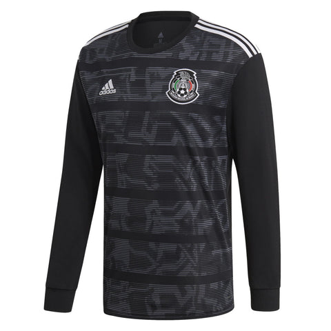 ADIDAS MEXICO LONG SLEEVE HOME JERSEY 2019