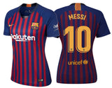 Nike Messi Barcelona Women's Home Jersey 2018/19 894447-456