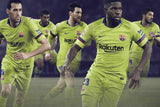 NIKE LIONEL MESSI FC BARCELONA AWAY JERSEY 2018/19.