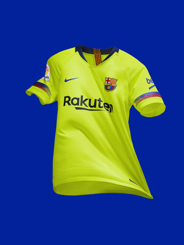 97958caf76c ... NIKE PHILIPPE COUTINHO FC BARCELONA AUTHENTIC VAPOR MATCH AWAY JERSEY  2018 19.