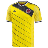 ADIDAS JAMES RODRIGUEZ COLOMBIA HOME JERSEY FIFA WORLD CUP BRAZIL 2014 1