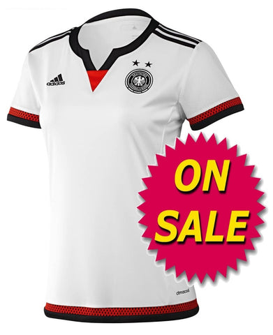 ADIDAS GERMANY WOMEN'S HOME JERSEY FIFA WOMEN'S WORLD CUP 2015 ON SALE.