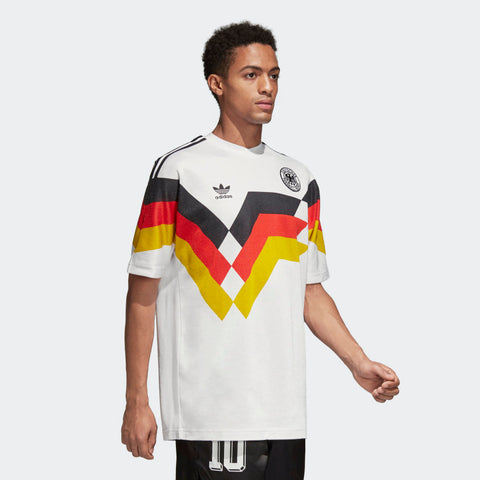 ... ADIDAS ORIGINALS GERMANY HOME JERSEY FIFA WORLD CUP 1990 CE2343 3 ... b7640afe6