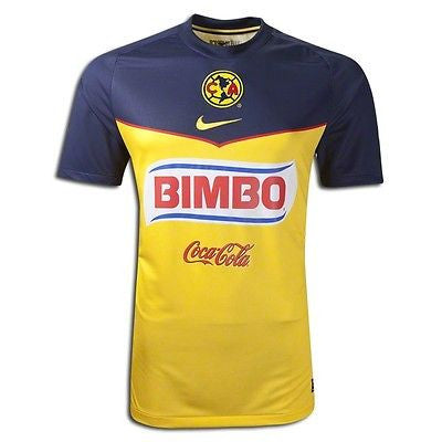 NIKE CLUB AMERICA AGUILAS HOME JERSEY 2011/12.