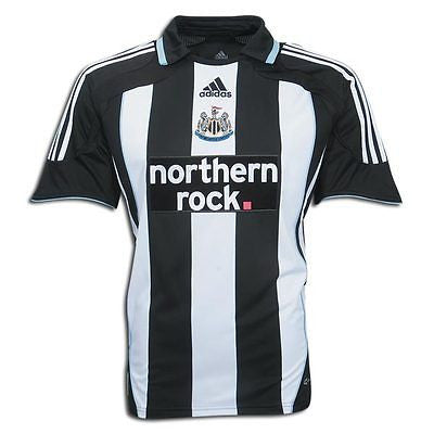 ADIDAS NEWCASTLE UNITED HOME JERSEY 2007/09.