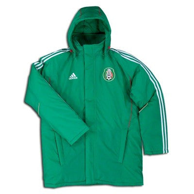 ADIDAS MEXICO STADIUM JACKET SELECCION MEXICANA.