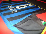 NIKE INTER MILAN HERNAN CRESPO HOME JERSEY FOOTBALL 2002/03 X-LARGE.